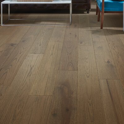 Scottsmoor 7-1/2 Engineered Hickory Hardwood Flooring in Durashield