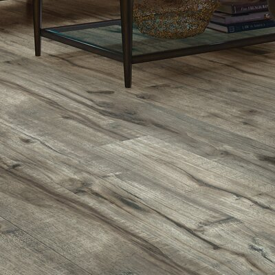 Milbank Hickory 5.43 x 47.72 Laminate Flooring in Coalville Hickory