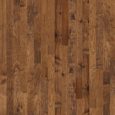 Zellwood 3-1/4 Solid Hickory Hardwood Flooring in Eagle Point