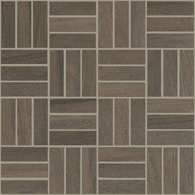 Fairlee Porcelain Mosaic Tile in Long Branch