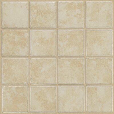 Fenton 3 x 3 Ceramic Field Tile in Plum