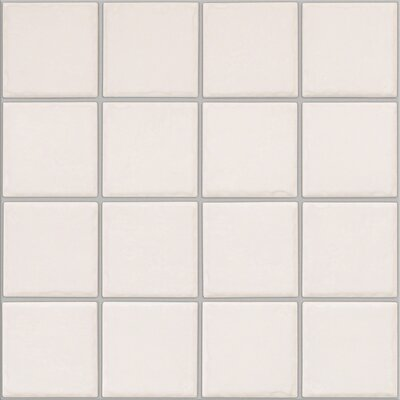 Fenton 3 x 3 Ceramic Mosaic Tile in Nursery