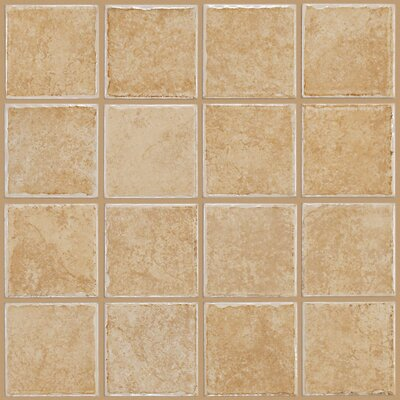 Fenton 3 x 3 Ceramic Mosaic Tile in Stratton