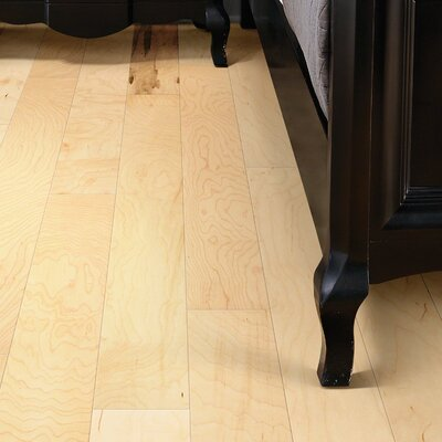 Elko 5 Engineered Maple Hardwood Flooring in Hat Creek
