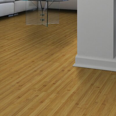 Rosswood 8 x 48 x 7.94mm Bamboo Laminate Flooring in Saucy Gold