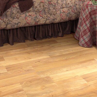 Rosswood Plus 8 x 48 x 9.53mm Pecan Laminate in Estemmed