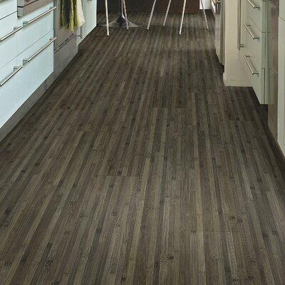 Rosswood Plus 9.8mm Bamboo Laminate in Proper Gray