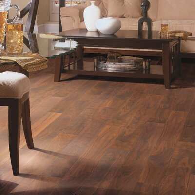 Mackay 5 x 48 x 8mm Walnut Laminate Flooring in Cooktown