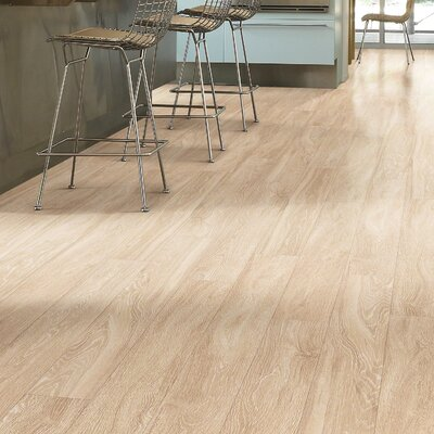 Agape 5 x 48 x 9mm Laminate Flooring in Heredity