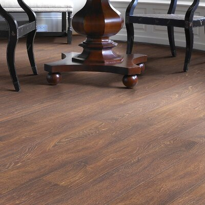 Agape 5 x 48 x 10mm Laminate Flooring in Providence