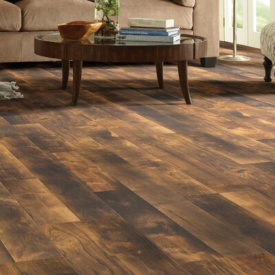 Legend 8 x 48 x 6mm Maple Laminate Flooring in Historical