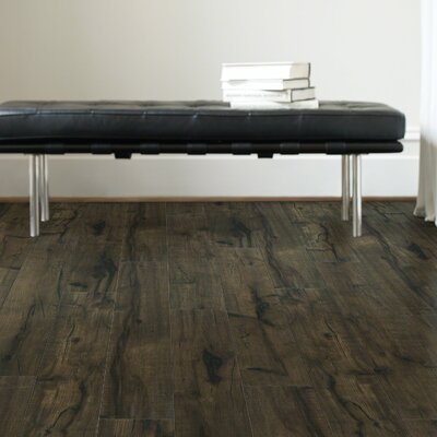 Milbank Hickory 5 x 51 Laminate Flooring in Mocha