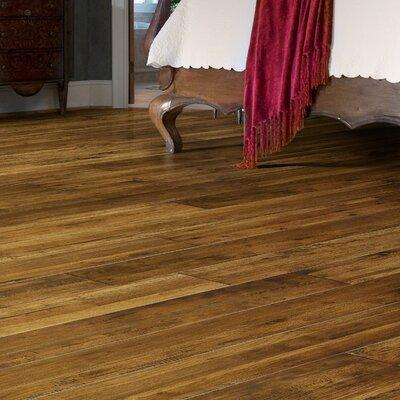 Gilbert 8 Solid Hickory Hardwood Flooring in Madera
