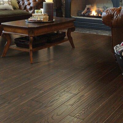 Chico 4 Solid Oak Hardwood Flooring in Gray
