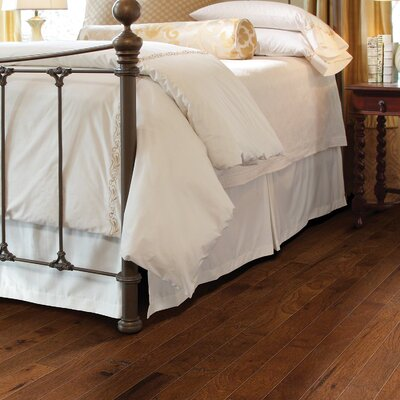 Cambridge Hickory 2-1/4 Solid Hickory Hardwood Flooring in Spur