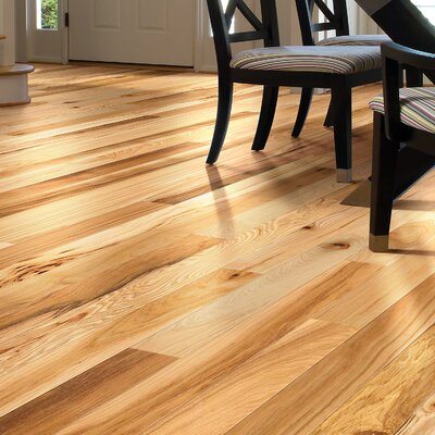 Cambridge Hickory 3-1/4 Solid Hickory Hardwood Flooring in Lufkin