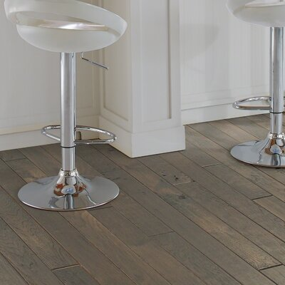Zellwood 3-1/4 Solid Hickory Hardwood Flooring in Emerson