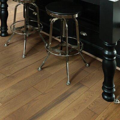 Basinger 4 Solid White Oak Flooring in Trentson