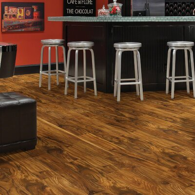 Promenade 5 x 48 x 10mm Laminate Flooring in Social