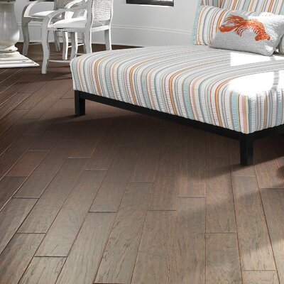 Portland 5 Engineered Hickory Hardwood Flooring in Collins