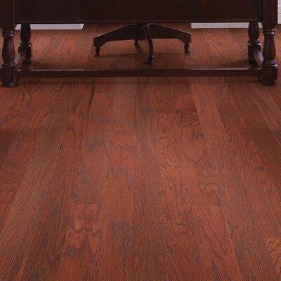 Oak Grove 5 Engineered Red Oak Hardwood Flooring in Stilson