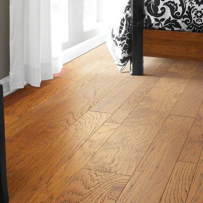 Hastings Random Width Engineered Hickory Hardwood Flooring in Marksville