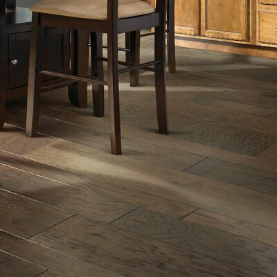 Hastings Random Width Engineered Hickory Hardwood Flooring in Pollock