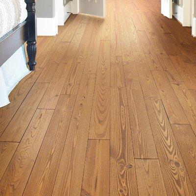Crescent 5-1/8 Solid Pine Hardwood Flooring in Mansfield