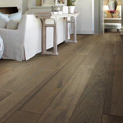 Scottsmoor Oak 7-1/2 Engineered White Oak Hardwood Flooring in Pasco
