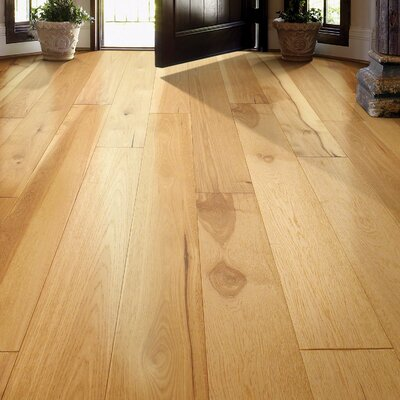 Scottsmoor 7-1/2 Engineered Hickory Hardwood Flooring in Bremerton