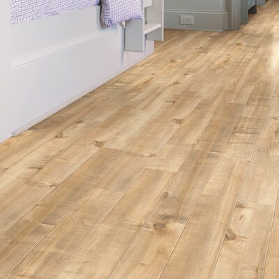 Boardwalk 5 x 48 x 10mm Maple Laminate Flooring in Platform