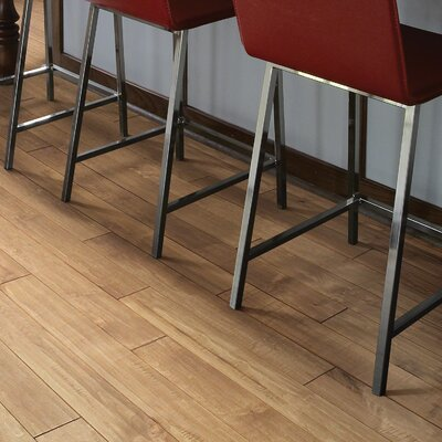 Bellview 4 Solid Red Maple Hardwood Flooring in Sweet Home