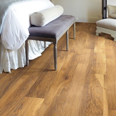 Mont Blanc 8 x 79 x 10mm Hickory Laminate Flooring in Peak
