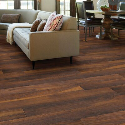 Mont Blanc 8 x 79 x 10mm Hickory Laminate Flooring in Mountaineer