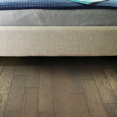 Victorian hickory 4.8 Engineered Hickory Hardwood Flooring in Stonhenge