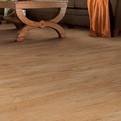 Lincolnshire 12mm Hickory Laminate in Bandy Wharf