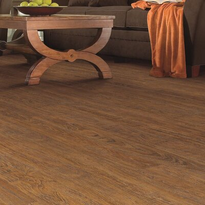 Hermitage 4 x 36 x 3mm Luxury Vinyl Plank in Chalet