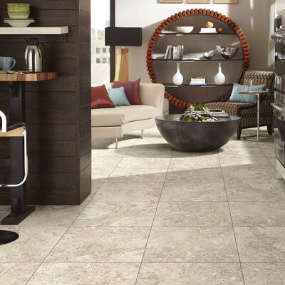 Sociable 16 x 16 x 3mm Luxury Vinyl Tile in Palace