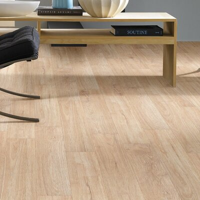 Retreat 6 6 x 36 x 2mm Luxury Vinyl Plank in Demure