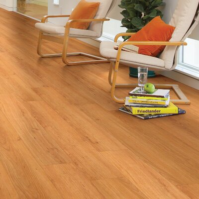 Retreat 6 6 x 36 x 2mm Luxury Vinyl Plank in Sunset