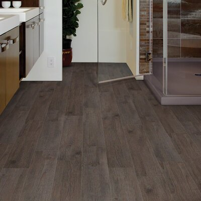 Retreat 12 6 x 36 x 2mm Luxury Vinyl Plank in Mesmerize