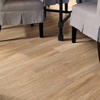 Centennial 6 6 6 x 48 x 2mm Luxury Vinyl Plank in Regatta