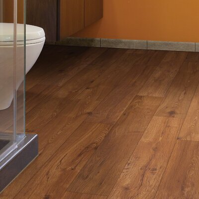 Stately Charm 6 x 48 x 6.5mm Vinyl Plank in Decisive