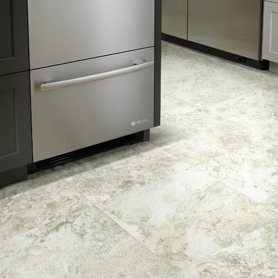 Centennial Tile 18 x 18 x 2mm Luxury Vinyl Tile in Grandstand