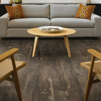 Stately Select 6 x 48 x 6.5mm Vinyl Plank in Dramatic