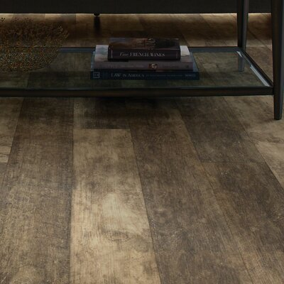 Stately Select 6 x 48 x 6.5mm Vinyl Plank in Paragon
