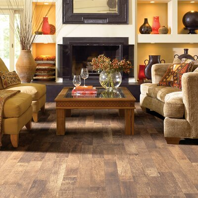 Reclaimed Belvoir 8 x 48 x 6mm Laminate Flooring in Gunston Hall
