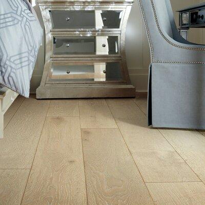 Scottsmoor Oak 7.5 Engineered White Oak Hardwood Flooring in White