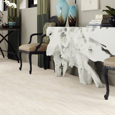 Retreat 20 6 x 36 x 2.5mm Luxury Vinyl Plank in Sand Dollar