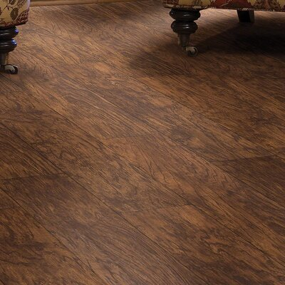 Sumter Plus De Soto 7 x 48 x 2mm Luxury Vinyl Plank in Foundry